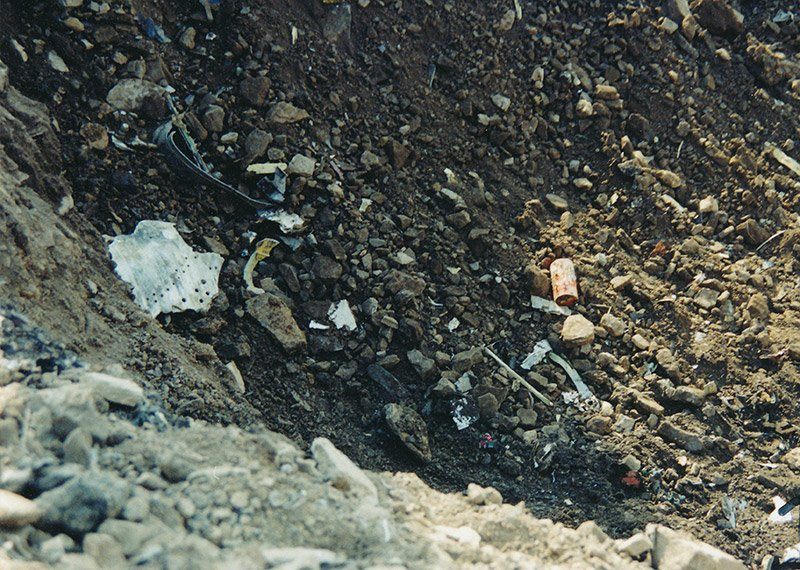 3e32a34edad The Black Boxes  Key to Understanding the Final Moments of Flight 93