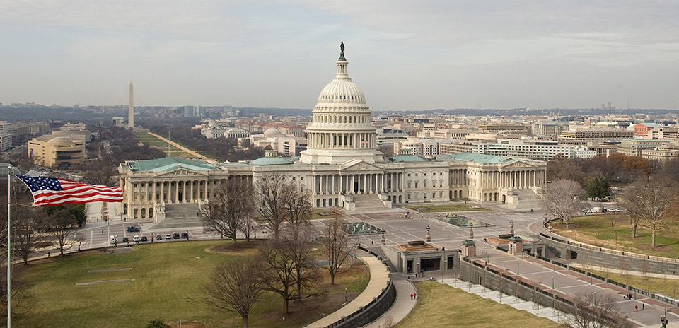 Building Of United States Congress